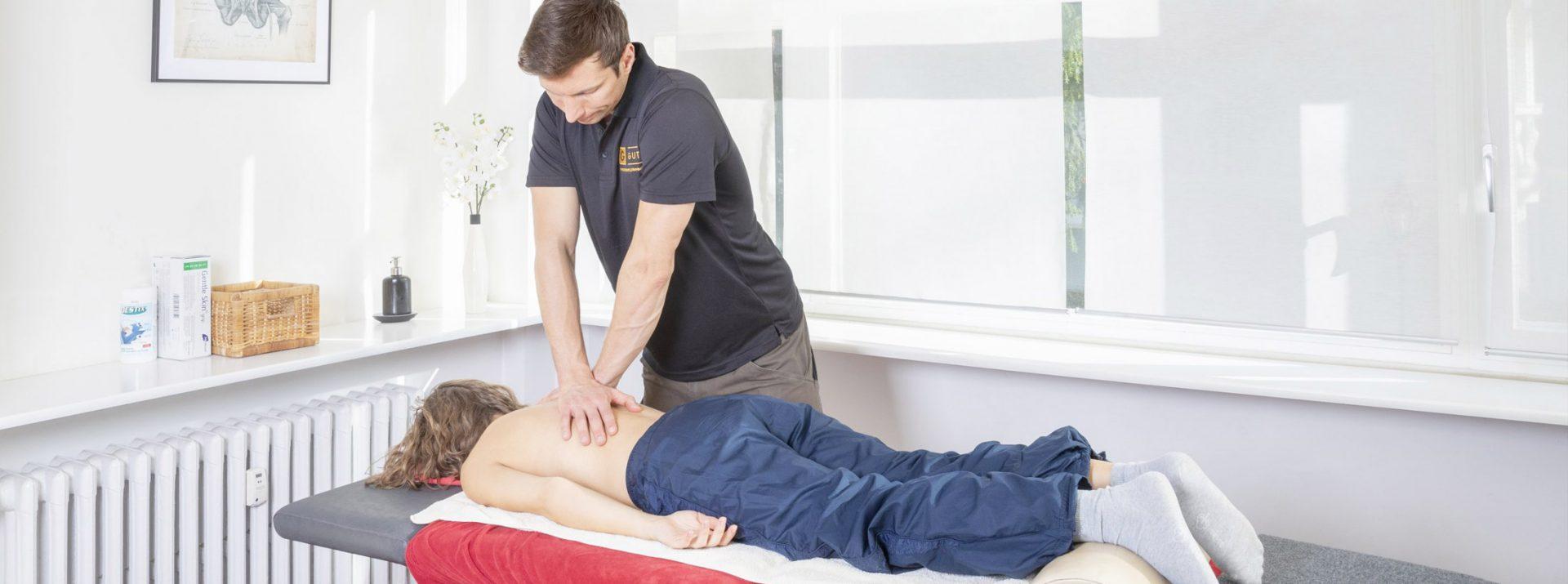 Unser Therapieangebot ist auf dem neusten Stand und individuell auf Ihre Genesung ausgerichtet.